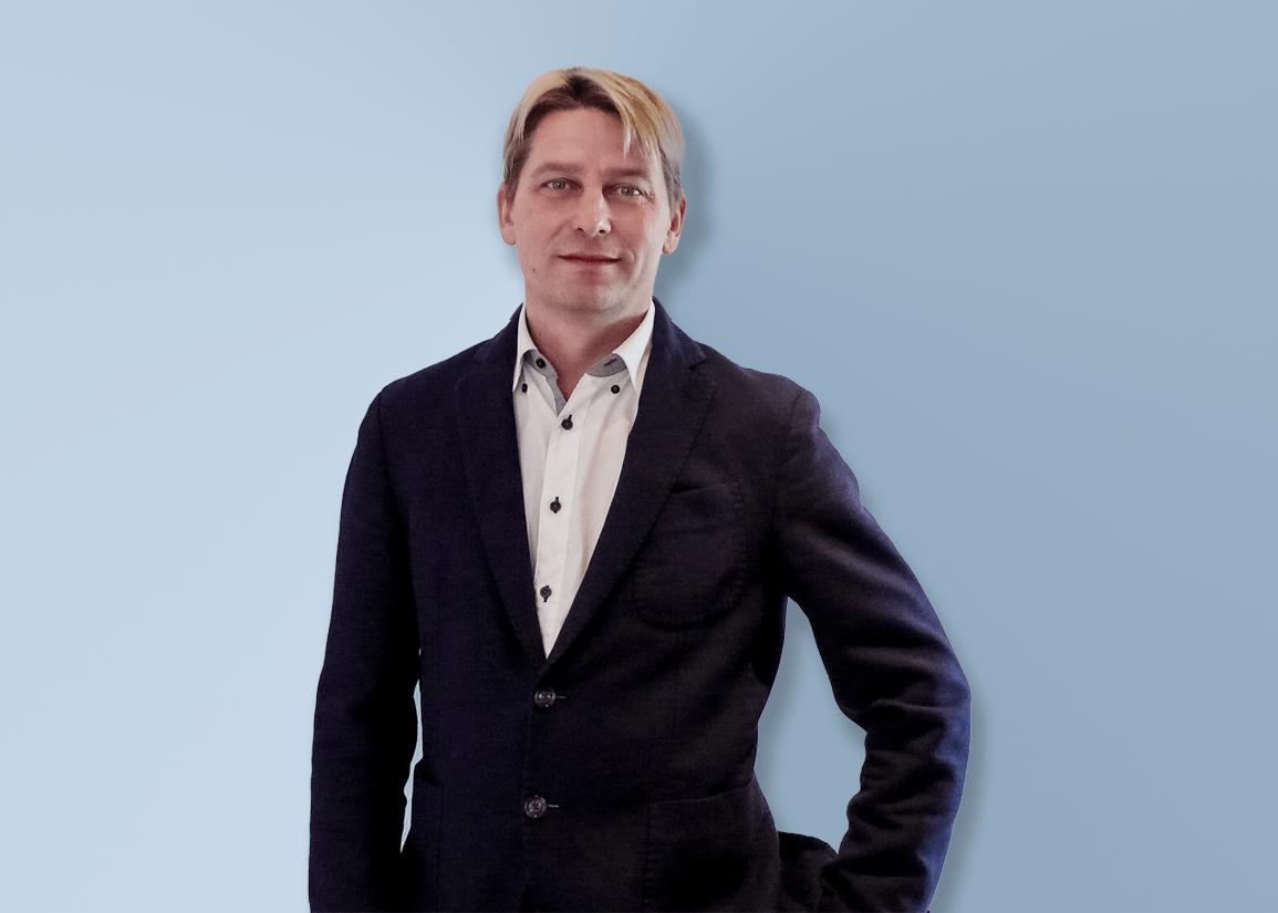 Portrait von Sascha Peter, Immobilienmakler im Raum Rastatt